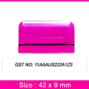 TRODAT FLASHY (GST Seal)